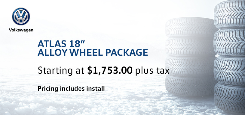 Atlas 18s Alloy Winter Tire Offer
