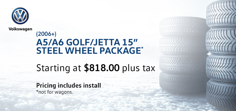 a5 a6 Golf-jetta 15 steel wheel Winter Tire Offer